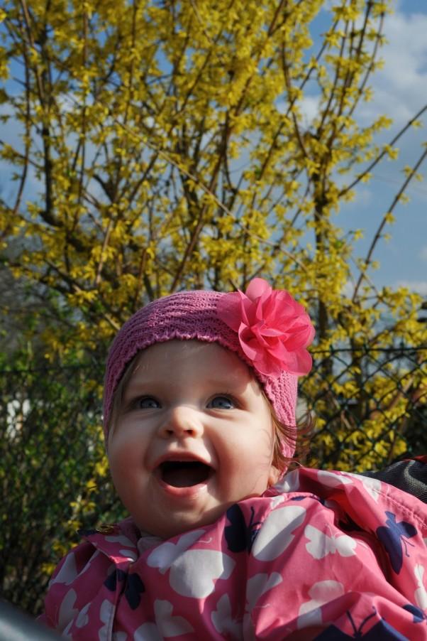 Milenka 4 Jest wiosna, jest radość!