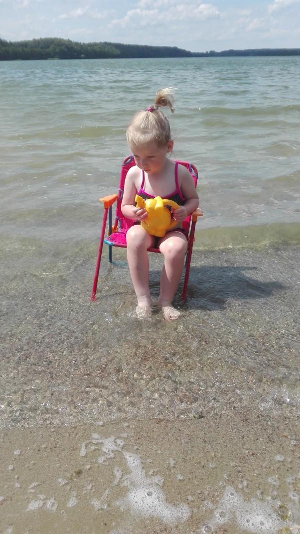 Zdjęcie zgłoszone na konkurs eBobas.pl zabawa na woda