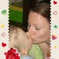 Buziak od ukochanego synka - bezcenny !!!
