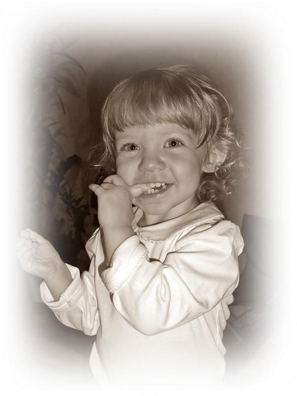 Gwiazdka 2009, justdoit3 dla Wikusi Kochana córeczko\nżyczymy Ci, aby ten piękny uśmiech nigdy nie znikał ze ślicznej buzi, \nżeby słonko zawsze świeciło i spełniały się wszystkie Twoje kolorowe marzenia!\nMama i Tata.