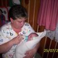 Z babcią Gosią