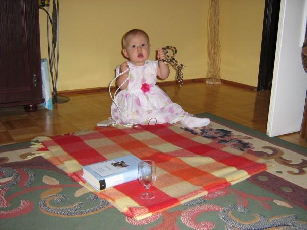 Roczek Kasi Wybór był trudny, ale cóż mogłaby innego wybrać młoda dama...;-)