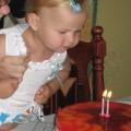 Drugie urodzinki