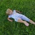 Na zielonym dywanie